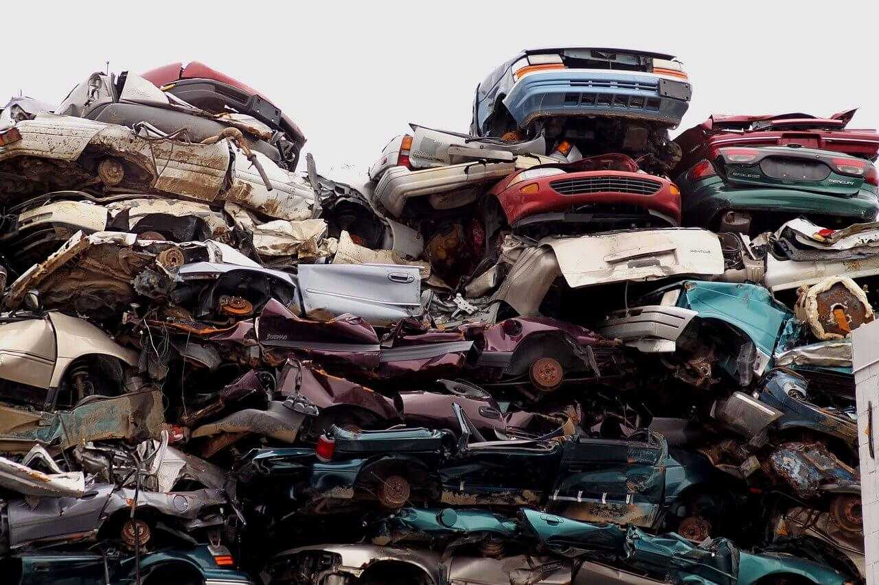 Złomowanie samochodu. Wszystko, co potrzebujesz wiedzieć