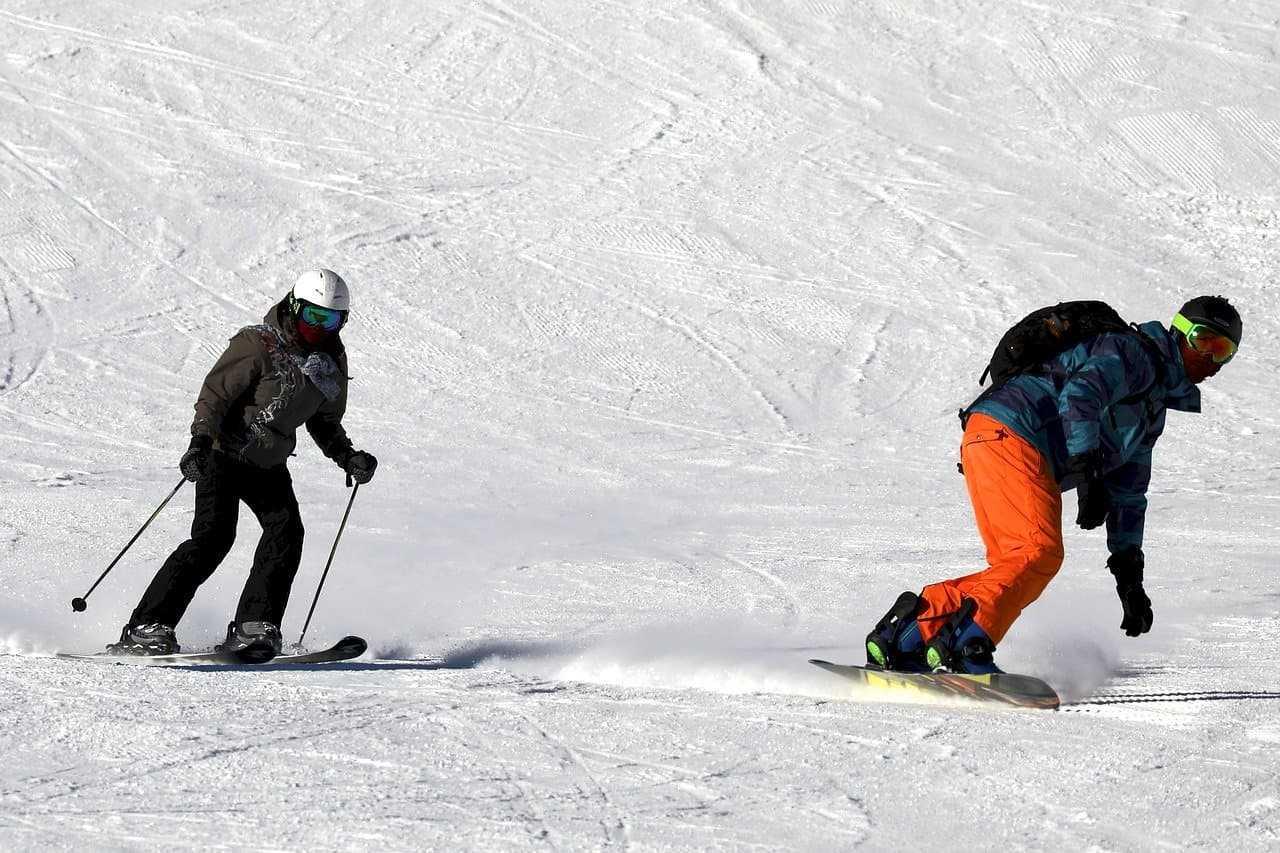 Narty czy snowboard – oto jest pytanie