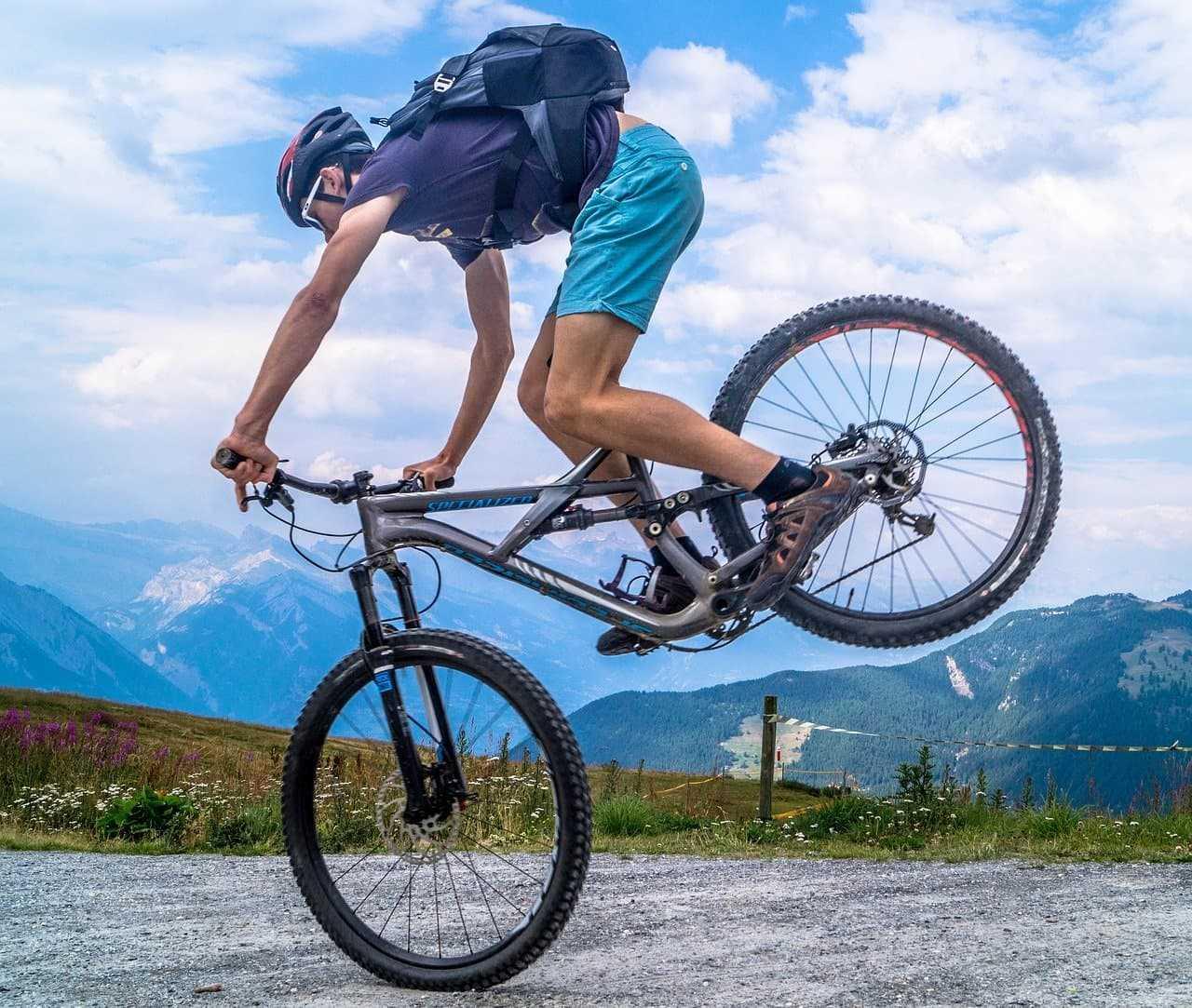 Ubezpieczenie AC na rower. Kiedy ma sens?