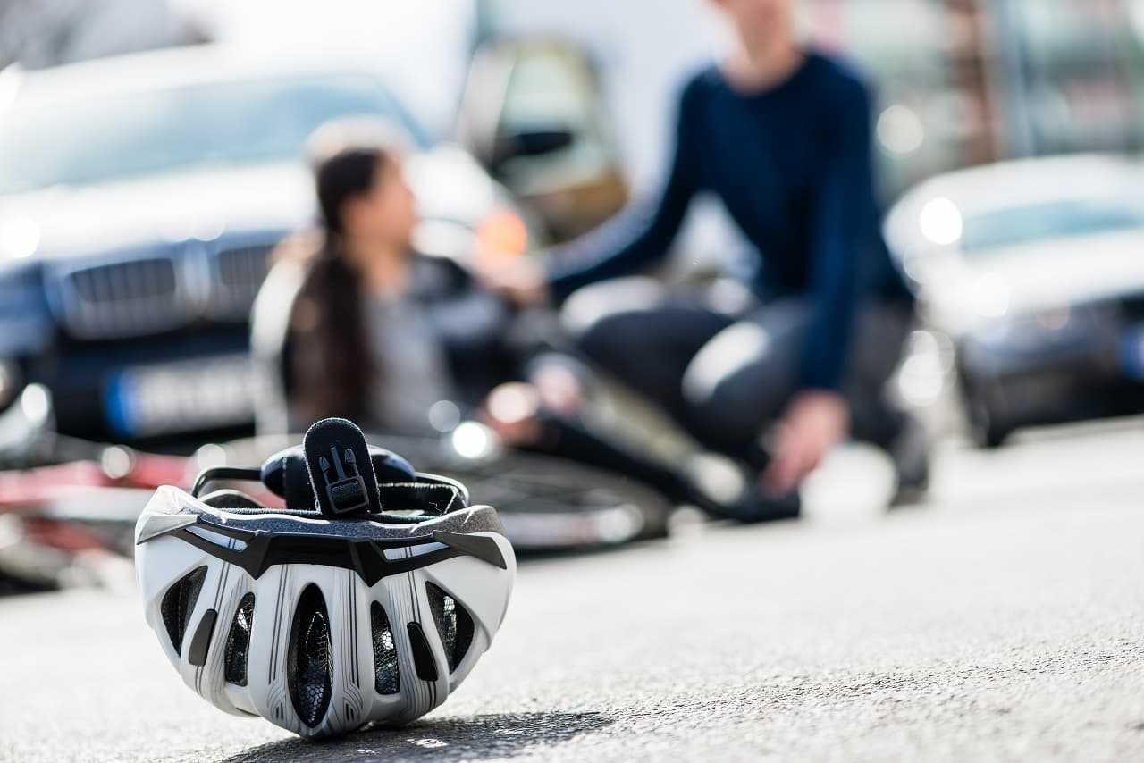 Co powinieneś zrobić, gdy spowodujesz wypadek na rowerze?