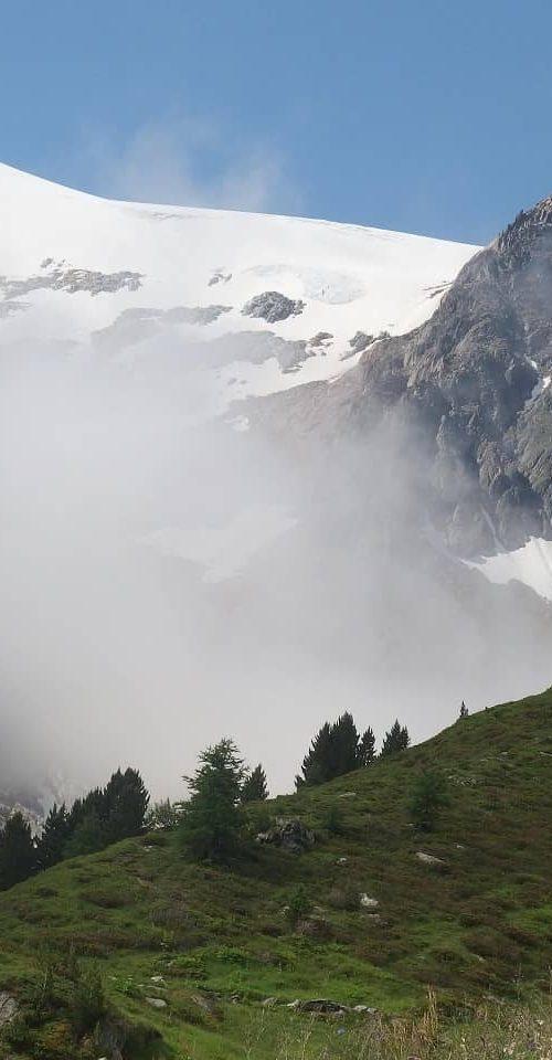 Szwajcaria a koronawirus